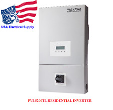 Made in USA New  Yaskawa Solectria Solar inverter Model PVI-5200TL 5200W