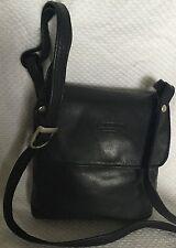 L'ARTIGIANO SORRENTINO Leather Cross Body/Shoulder Bag / Handbag, Made In Italy