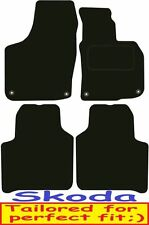 Deluxe Quality Car Mats for Skoda Superb 08-15 ** Tailored for Perfect fit ;) **