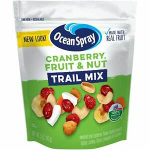 Ocean Spray Cranberry Fruit & Nut Trail Mix 5 oz