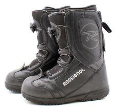 Rossignol Black Boa Snowboard Boots- Size 6/Mondo 24 Used