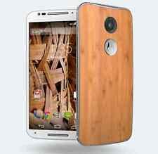 Motorola Moto X XT1097 2nd Gen AT&T Smartphone WHITE Bamboo Edition Unlocked