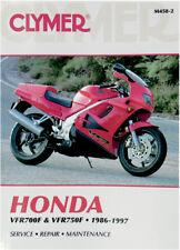 CLYMER Repair Manual, Honda VFR700F 1986, VFR700F2 1986-1987, VFR750F 1986-1997