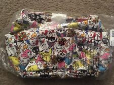 NWT Ju-Ju-Be Hello Sanrio Hobobe Diaper Bag Hello Kitty JJB HBB