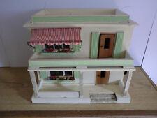 Altes kleines Moritz Gottschalk Puppenhaus 50-er Jahre Puppenstube Erzgebirge