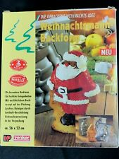 Weihnachtsmann Santa Baking Tin Mold Backform 26 x 22 cm Zenker 3659
