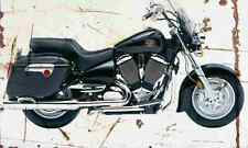 Victory Touring Cruiser 2005 Aged Vintage SIGN A3 LARGE Retro