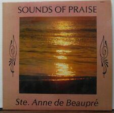 Sounds of PraiseSte. Anne de Beaupre' vinyl   012520LLE