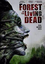 NEW HORROR  DVD - FOREST OF THE LIVING DEAD - Michael Madsen, Christina Myhr,