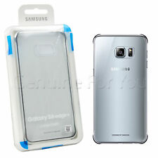 Véritable Samsung Transparent Étui COQUE Housse pour Galaxy S6 Edge Plus