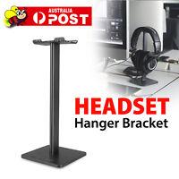 Acrylic Universal Gaming Headset Stand Headphone Display Bracket Hanger