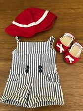 """american girl doll brand 18"""" summer outfit"""