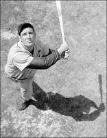 Hank Greenberg #4 Photo 11X14 - Detroit Tigers
