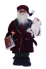 Santa Claus St. Nick Statue Christmas Traditional Bedtime Toys Doll Figurine NEW