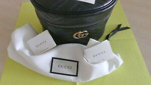 GUCCI GG Marmont Kosmetikkoffer aus gestepptem Leder