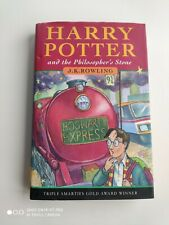 Harry Potter and the Philosopher's Stone, J.K. Rowling Hardback 24th Print