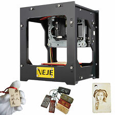 1000mW USB Mini Laser Engraver Carver Automatic Print Engraving For 3D Effect