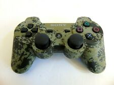 Sony Playstation PS3 Sixaxis DualShock 3 OEM Controller Camo Free Shipping!