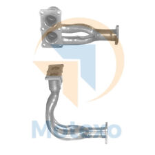 Front Pipe VOLVO 440 1.7i Manual 8/89-9/92