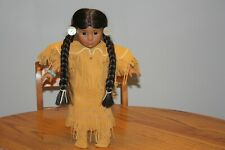 Pleasant Company American Girl Kaya Doll Very Good Condition