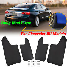 Mud Flaps Mudflaps For Chevrolet Chevy All Models Rally Mudguards Splash Guards