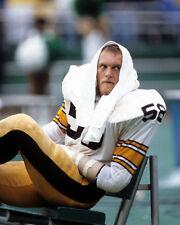 1977 Pittsburgh Steelers JACK LAMBERT Glossy 8x10 Photo NFL Football Print