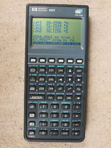 HP 48GX Graphing Calculator without Case, Used