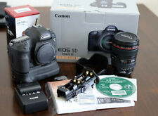 Canon EOS 5D Mark, battery Grip III, 24-105L, 2x32G, 3 BATT, dal proprietario ORIG.