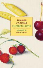 Summer Cooking by Elizabeth David (Paperback, 2002)
