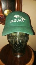 Jaguar Luxury Cars Automotive Driving Hat Baseball Cap Green
