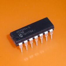 Microchip mcp3204-ci/p en el chasis Dil