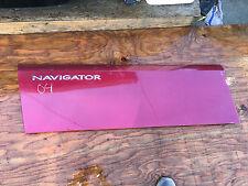 2003 2005 2006 Lincoln Navigator front left door moulding trim 5L74-7820207-AKW