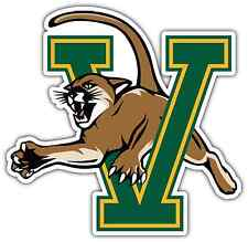 "Vermont Catamounts University College NCAA Car Bumper Vinyl Sticker Decal 4""X5"""