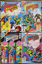 Phantom Zone Mini Series 1 2 3 4 VF 9.0 DC 1982 4 Issue Lot Complete Set Gerber
