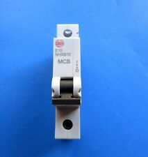 WYLEX  NHXB10 10A TYPE B 230v  BREAKER MCB Single Pole NH Range