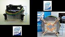 Intel LGA775 Heatsink for E6300-E6320-E6400-E6420-6540 Processor Skt LGA775 New