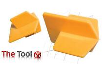 Suretile 4 mm Heavy Duty réutilisable Tuile Entretoises pour sols et murs de 20 Pack