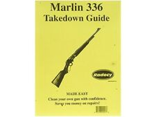 Marlin 336 Lever Action Rifles Takedown Assembly Guide Radocy