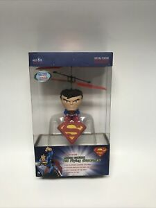 DC Comics Superman Motion Control RC Flying Superman Indoor Easy To Operate