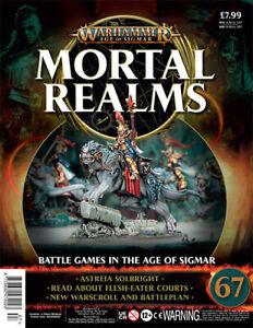 Games Workshop - Warhammer Age of Sigmar - Mortal Realms Magazine - Issue 67