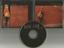 JESSE COOK w/ DANNY WILDE Rare 6 TRK SAMPLER PROMO DJ CD Single 2000 Rembrandts