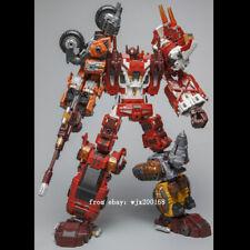 Transformers WB-03 WB03 Warbotron Computron G1 Set Figure In Stock
