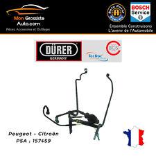 Poire d'amorcage avec tuyau Durer 1.4 HDI 1574S9  CITROËN C2, C3 / PEUGEOT 1007