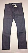 Gramercy Men's Kaihara Midnight Jeans Blue Size 32x34 Slim Straight Leg