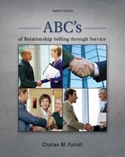 ABC's Of Relationship Selling Through Service, 12th Edition (Futrell, 2012) ppbk