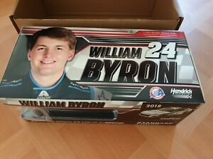 Nascar 1/24 William Byron 2018 UniFirst 1/24 Chevrolet Action Racing