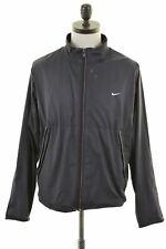 NIKE Mens Overjacket Size 42 XL Grey Polyester Vintage KR41