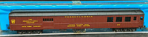 Atlas N SCALE: Pennsylvania US Mail Combine RPO #342 PRR. Heavy, Vintage, NICE!