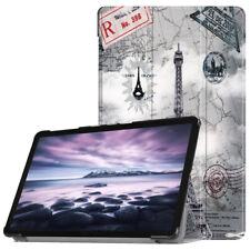 """Hülle Für Samsung Galaxy Tab S4 10,5"""" Tablet PC Faltbare Schutzhülle Tasche TURM"""