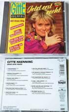 GITTE Jetzt erst recht / Gitte mit ihren Hits .. 1993 Ariola CD